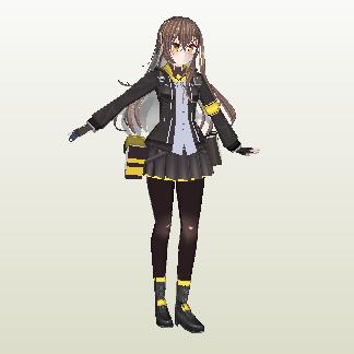 [Girls' Frontline] UMP45